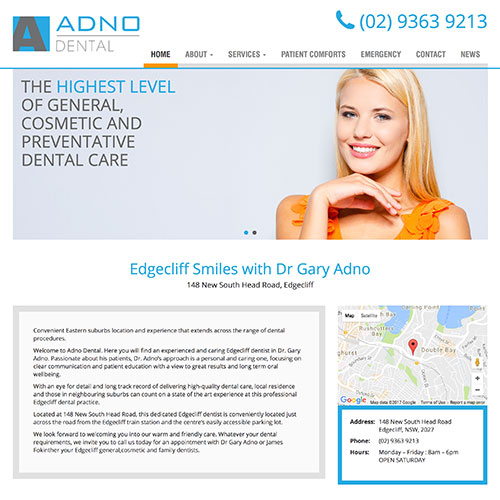 Adnodental.com.au